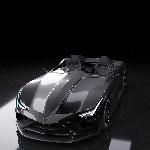 Rendering Silver Echo Untuk Mengenang Sir Stirling Moss