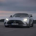 Mercedes-AMG GT Black Series Wind Tunnel, Kasta Tertinggi Keluarga AMG GT
