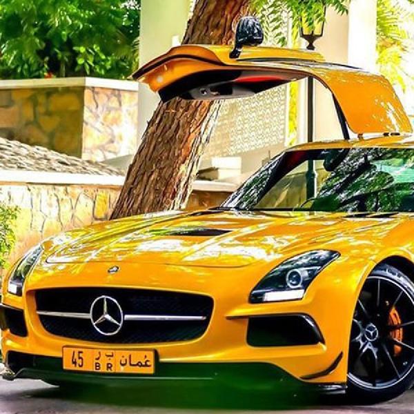 Melihat Kembali Mercedes-Benz SLS AMG