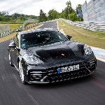 Mercedes-Benz Berhasil Geser Porsche dengan Rekor Baru Trek Nurburgring