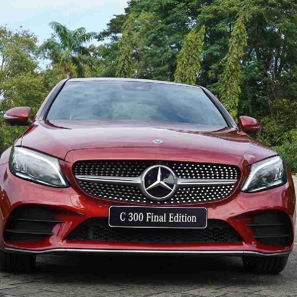 Menjajal Mercedes-Benz C300 Final Edition, Hati-Hati dengan Tenaganya