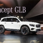 Mercedes akan Menghadirkan SUV EQB
