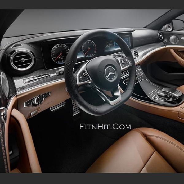 Interior Mercedes-Benz E-Class Terbaru Akan Mirip dengan S-Class