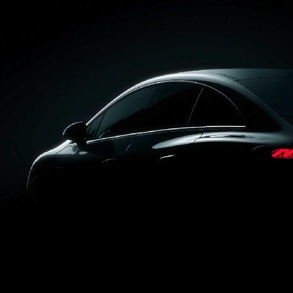 Teaser Mercedes EQE Terkuak, Akan Debut di Munich Bersama All Electric AMG