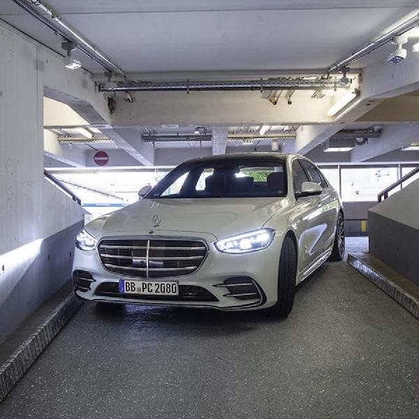 Mercedes-Benz Perkenalkan Teknologi True Autonomous Parking