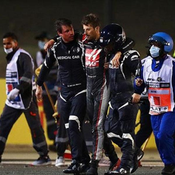 F1: Mercedes Beri 'Salam Perpisahan' Untuk Romain Grosjean
