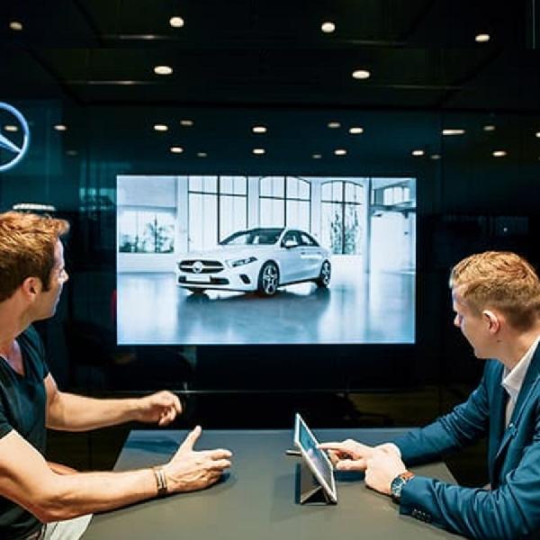 Mercedes dan Honda Dukung Harga Mobil Tetap