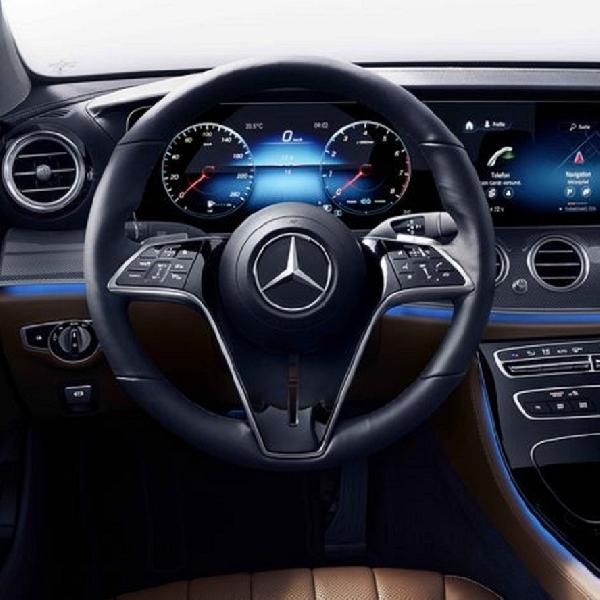 Mercedes E-class 2021 Punya Setir Baru, Ada Tombol Touch Sensitive