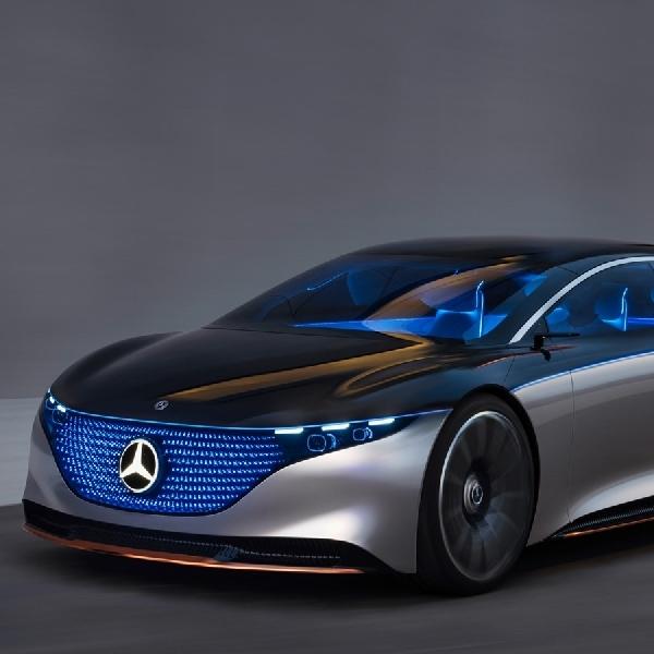 Kejar Elektrifikasi, Mercedes-Benz Investasi Besar-Besaran