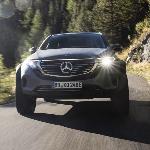 Mercedes Hadirkan Konsep Off-Road Berbasis EQC