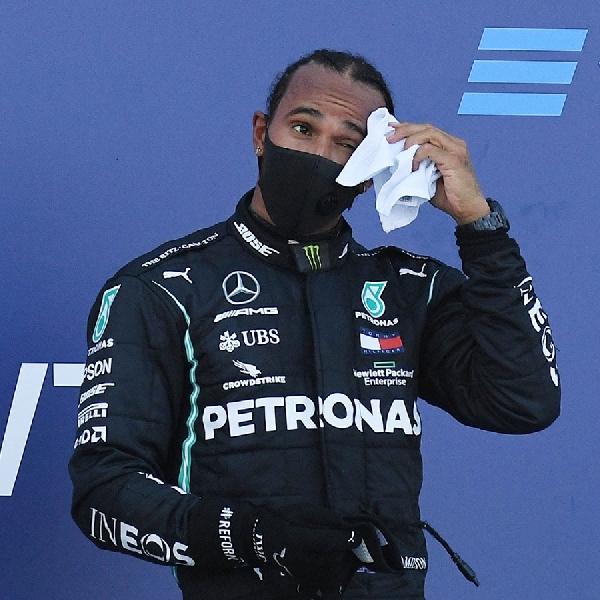 F1: Mercedes 'Maklumi' Penalti Lewis Hamilton di Grand Prix Rusia