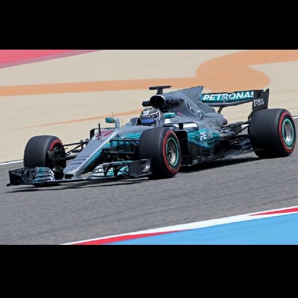 F1: Mercedes masih dibelit masalah Ban