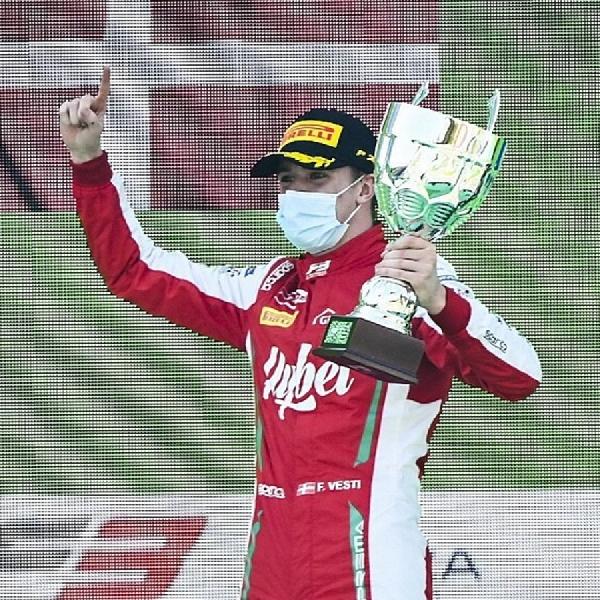 F1: Mercedes Masukkan Nama Frederik Vesti ke Program Junior F1