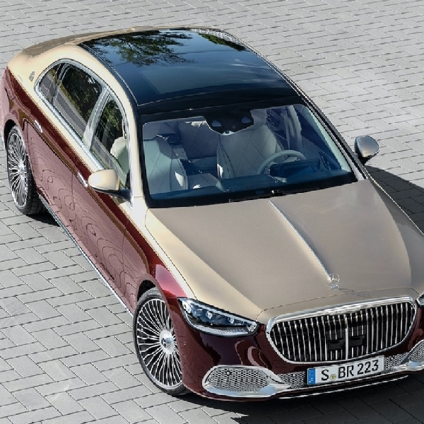Mercedes-Maybach S580 2021, Definisi Mobil Mewah
