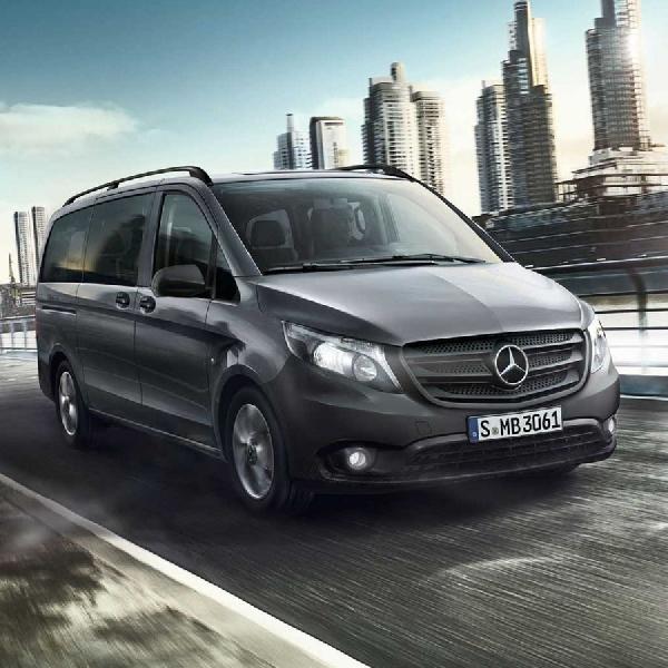 Mercedes Metris 2021 Debut Dengan Lebih Banyak Fitur? Apa Sajakah?