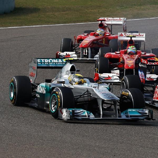 F1: Mercedes Mewaspadai Performa Red Bull