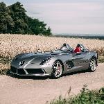 Wow! Stirling Moss Mercedes-Benz SLR Dilelang Dengan Harga Mulai Rp 31 Miliar!