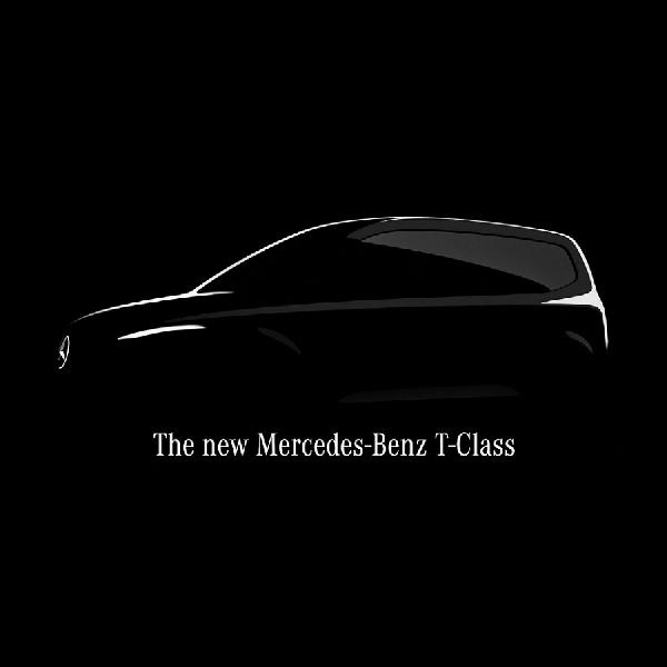 Mercedes T-Class Versi Listrik? Bagaimana Penampakannya