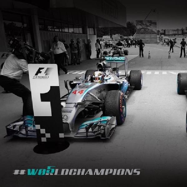 F1: Mercedes Tuntut Mantan Karyawannya