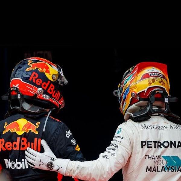 F1: Mercedes Tutup Peluang Duetkan Hamilton-Verstappen