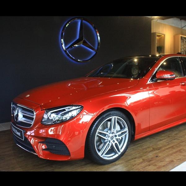Ini Kekuatan Utama Mercedes-Benz E 350 EQ Boost