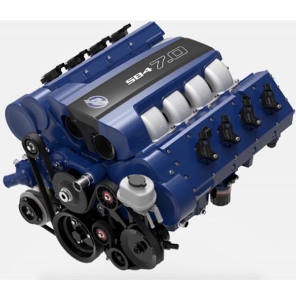 Mercury Racing Jual Paket Crate Engine LS7 dengan 750 HP Seharga Rp454 juta