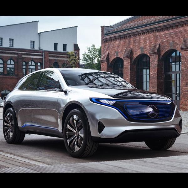 Mercedes-Benz Kucurkan 500 Juta Euro untuk Mercedes-Benz EQ