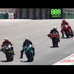 Mesin 4 Silinder Segaris Bakal Diuntungkan di Seri keempat MotoGP Jerez  2021