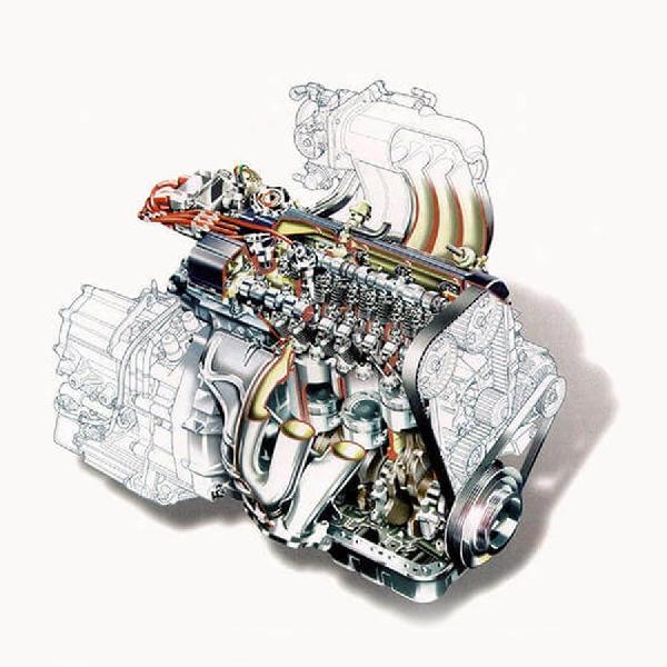 Kapasitas Mesin Mobil Terbesar di Dunia (Part 3)