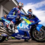 MotoGP: Meski Alami Kecelakaan, Alex Rins Yakin Bangkit di MotoGP