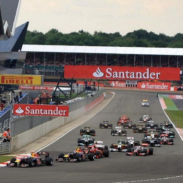 F1: Meskipun Tanpa Penonton, Grand Prix Inggris F1 Tetap Dilangsungkan