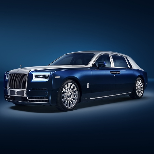 "Rolls-Royce Pamer ""Privacy Suite"" di Chengdu"