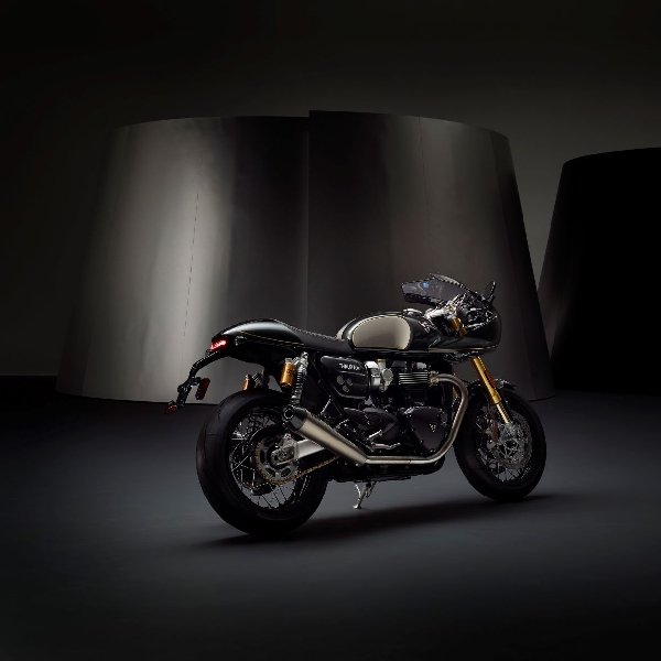 All New Triumph Factory Custom Line Hadirkan Segmen Premium Bagi Biker Enthusiast