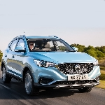 MG ZS EV Resmi Jadi Mobil Listrik Paling Murah