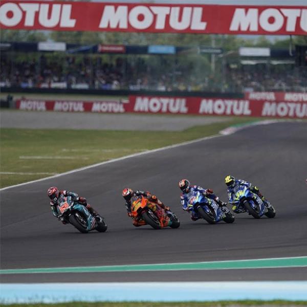 MotoGP : Alex Rins Mampu Hadirkan Battle yang Berkualitas