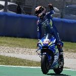 MotoGP Austin : Alex Rins Persembahkan Podium Pertamanya Bagi Suzuki Ecstar