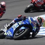 Suzuki dan Alex Rins Raih Kemenangan Podium 2 dengan Sukses