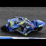 Free Practice 1 Moto GP Le Mans, Joan Mir Bertengger di Peringkat 8 Besar