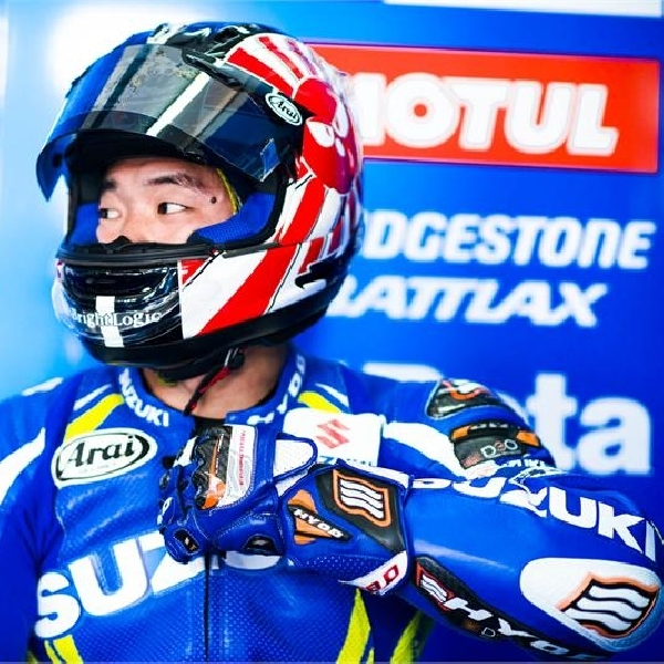 MotoGP: Takuya Tsuda Gantikan Alex Rins