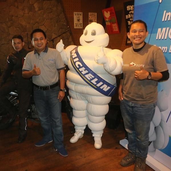 Michelin Pilot Road 4 Sukses Jelajahi 16 Negara