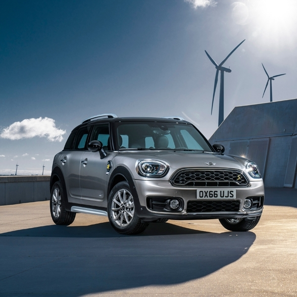 Mini Countryman Cooper S E All4 - Plug-in Hybrid Pertama dari Mini