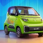Wuling Nano EV di China, Lebih Kecil dan Lebih Murah Daripada Mini EV