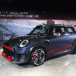 New John Cooper Works GP Luncur Terbatas, Fastest Mini Ever Made