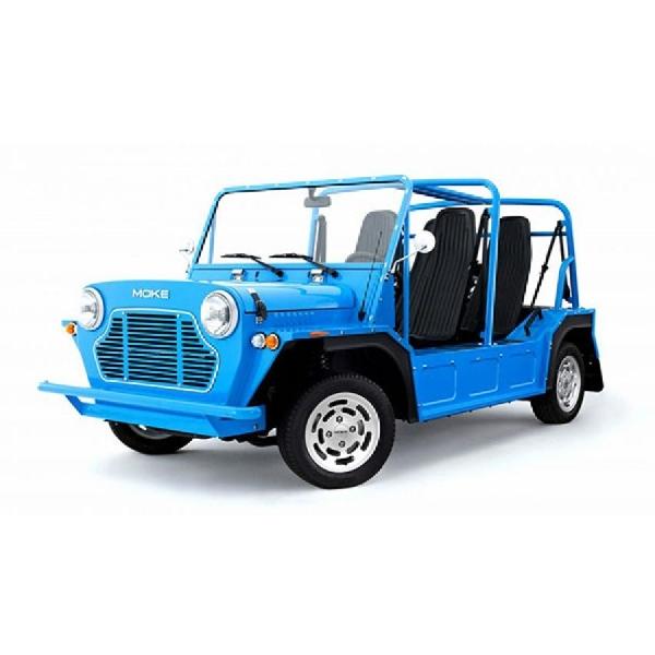 Mini Moke Mulai Dipasarkan Kembali di Inggris