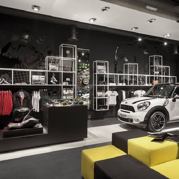 MINI Indonesia Resmikan Pop-up Store di Senayan City