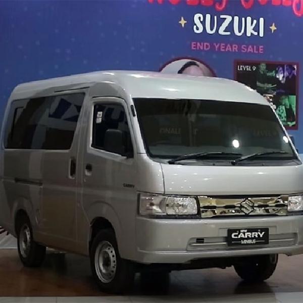 Seberapa Mungkin New Carry Pick Up Dikonversi Menjadi Minibus?