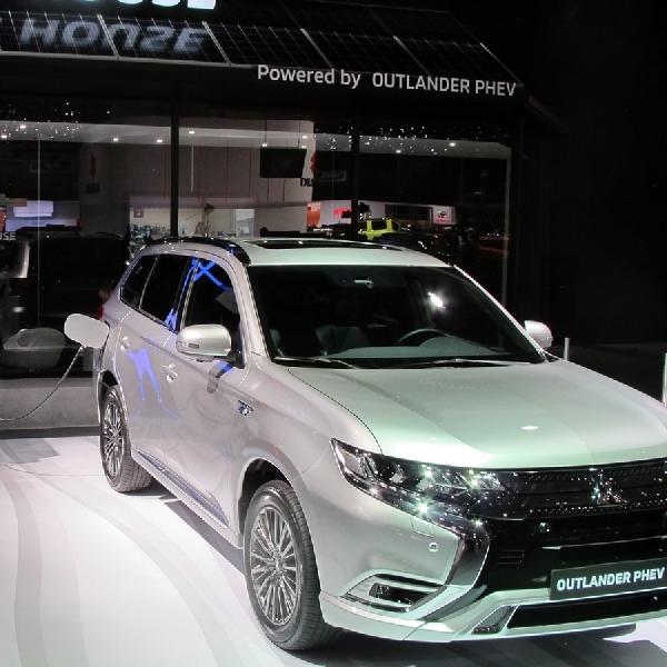 Teknologi Listrik Masa Depan dari Mitsubishi