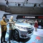 Mitsubishi Andalkan All New Pajero Sport di IIMS 2016