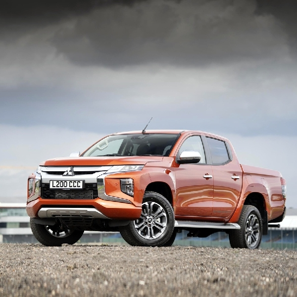 Mitsubishi L200 Raih Gelar Pickup of The Year 2019 dari SCOTY   Award 2019