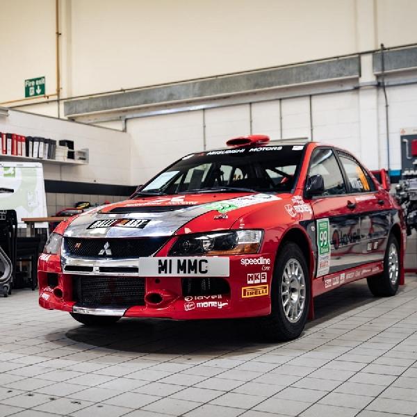 Mitsubishi Lancer Evolution Spesial Ini Siap Pecahkan Rekor Penjualan